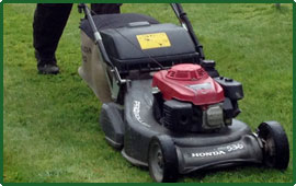Turfing and lawn care cheshire